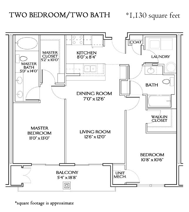 The Summer House Apartments Floor Plans Photo1